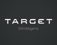 Target Blindagens - Identidade Visual