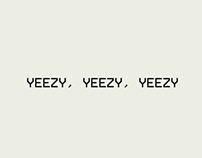 YEEZY /// adidas