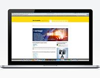 Laser scanner web site