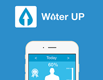 WaterUP - The app that helps you to stay hydrated!