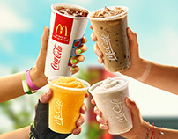 McDonalds - Cheers To Summer