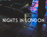nights in london // noce w londynie