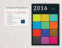 Flat Calendar