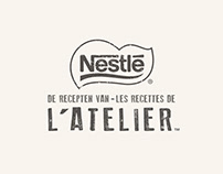 NESTLÉ L'ATELIER Mother's Day Packaging 2018