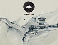 Kensho Ink Brand Identity