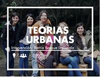 Teorías Urbanas: Intervención Bosque Izq. / ARQU-2430