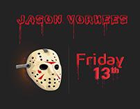 Jason Vorhees (x)