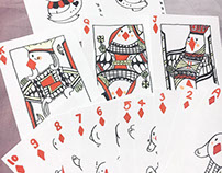 playing card Diamonds