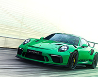 PORSCHE 911 GT3 RS (2019) *post-prod facelift