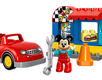 LEGO Duplo Mickey Mouse