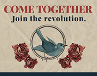 Come Together Call to Action