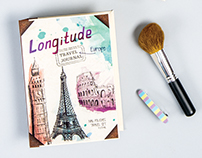 Longitude - Travel Set of Nail Polishes