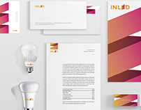 Logo Developing & Branding for Inled Technology