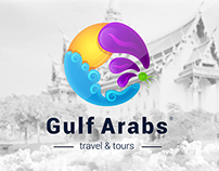 Gulf Arabs - Logo & Corporate Identity