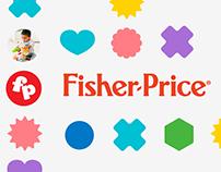 Fisher Price US & China- Interactive
