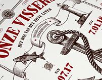 Onze Vissers - Het DNA van het zilte leven