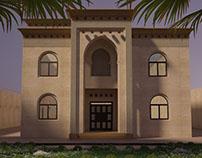 Design Villa in Riyadh