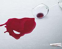 Print: Blend-a-Med White / Wine