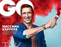 Massimo Carrera for GQ Russia