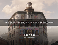 The Greatest Showman | VFX Breakdown by Rodeo FX