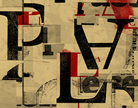 Tipografía como Imagen / Placer