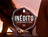 Inédito Fotoproduktion Website