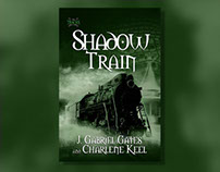 Shadow Train Book Cover Design