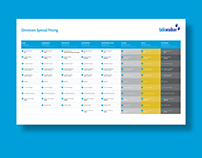Pricing Table Design Talkwalker