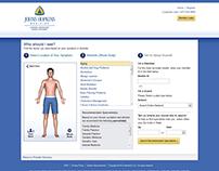 Health Insurance Provider Search