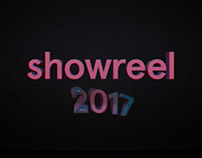 Motion Graphics Showreel 2017