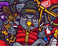 Dope Birds