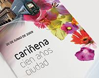 Cariñena, cien años ciudad
