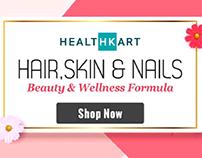 HK Hair,Skin&Nails