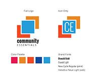 GIS web app product branding