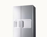 Samsung - Fridge Freezer