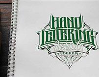 Hand Lettering Details