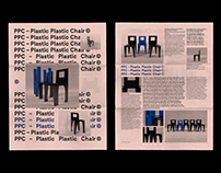 PPC – Plastic Plastic Chair