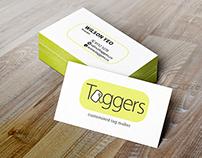 TAGGERS: logo design, branding