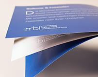 MBI GmbH Imagebroschüre