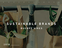 i m a g e n evento . Sustainable Brands