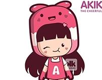Hello Akiko