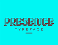Presence Typeface // 2015