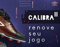Advertising Umbro Calibra II