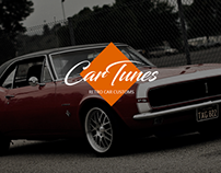 "Website for ""Car Tunes"""