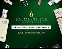 Balmessence Beauty Products Social Media