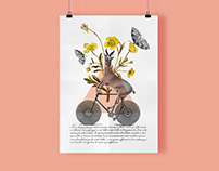 Atelope // Collage Poster