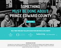 Web Design: Book promotion site