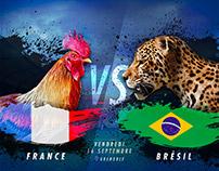Equipe de France - Eclairons le foot