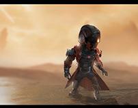 Sci Fi Hero