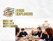 Manual de Marca San Miguel Food Explorers